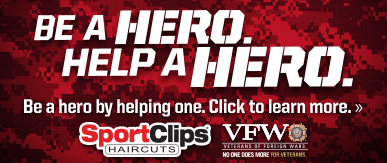 Sport Clips Huntsville - Whitesburg ​ Help a Hero Campaign